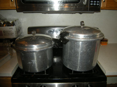cookers going Canning (bottling) Chicken