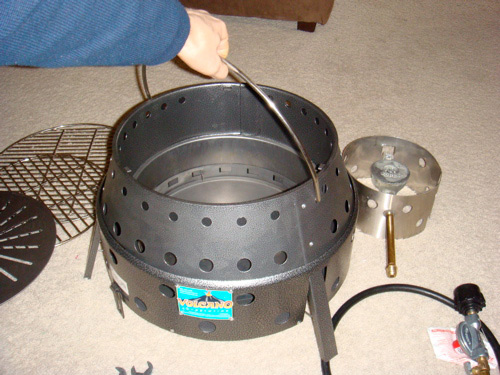 7 Review: Volcano Stove II