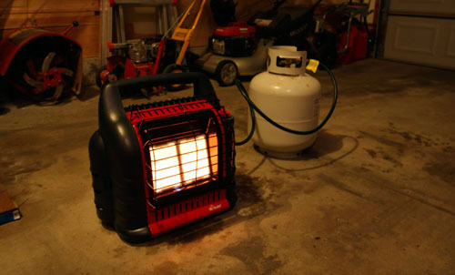 Emergency Home Heat Utah Preppers