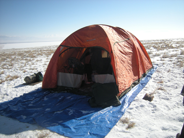 wintertentsm Winter/Snow Camping Ideas and Tips